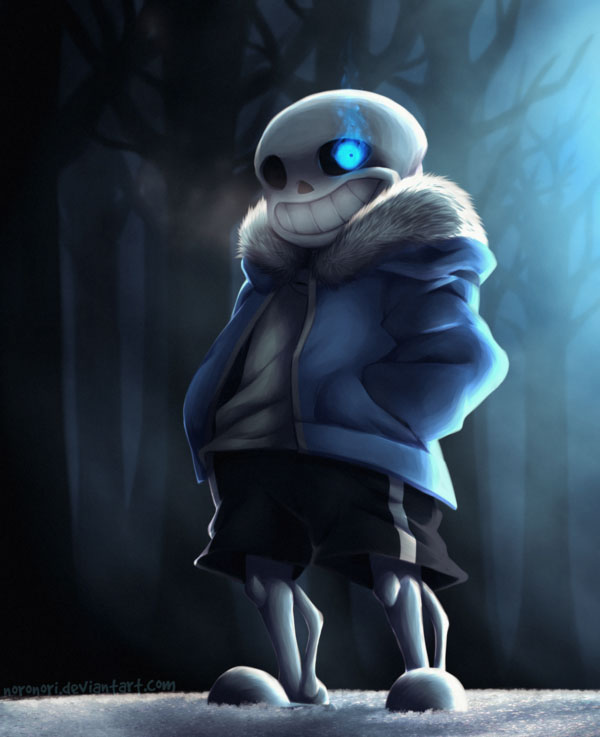 Amazing Works of Art Inspired by Undertale