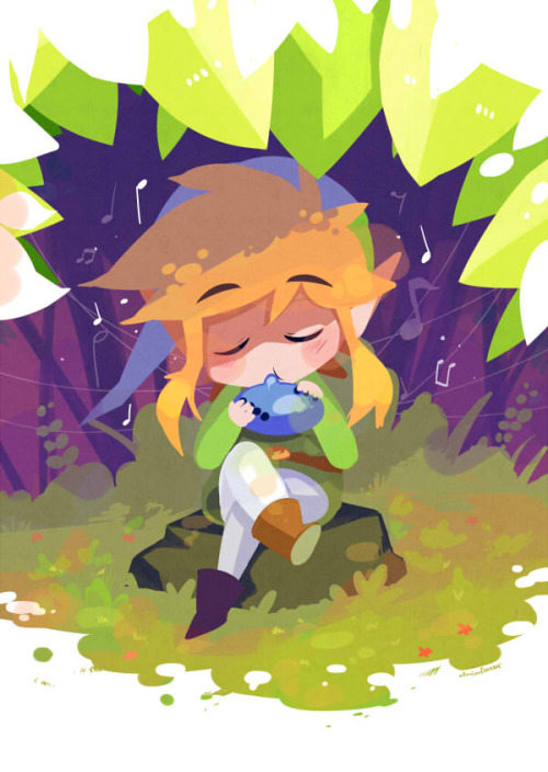 cookfiction the cutest artwork inspired by the legend of zelda