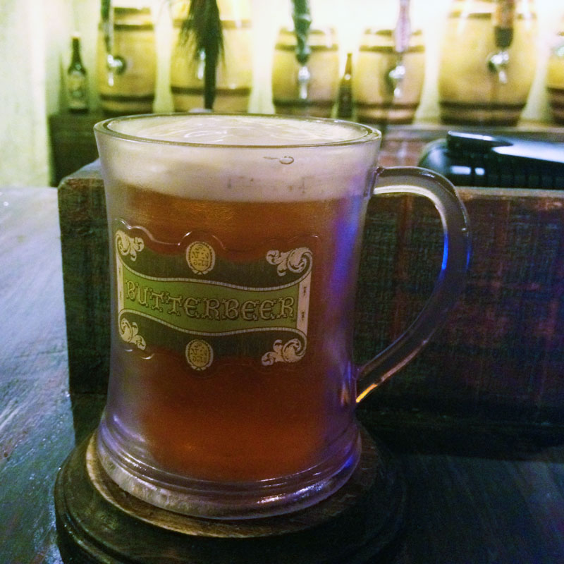 How to make Butterbeer from Harry Potter | CookFiction.com